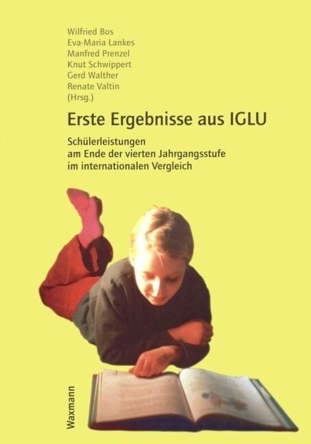 Erste Ergebnisse aus IGLU als Buch