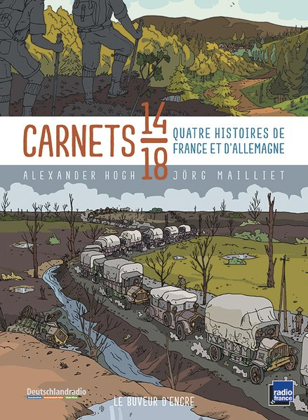 Carnets 14-18 als Buch von Alexander Hogh, Jörg Mailliet, Gerd Krumeich, Nicolas Beaupré