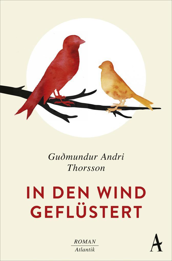In den Wind geflüstert als eBook von Gudmundur Andri Thorsson