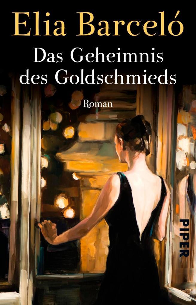 Das Geheimnis des Goldschmieds als eBook von Elia Barceló