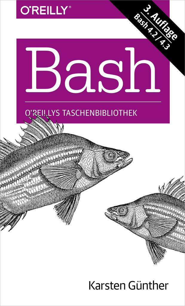 Bash kurz & gut als eBook epub