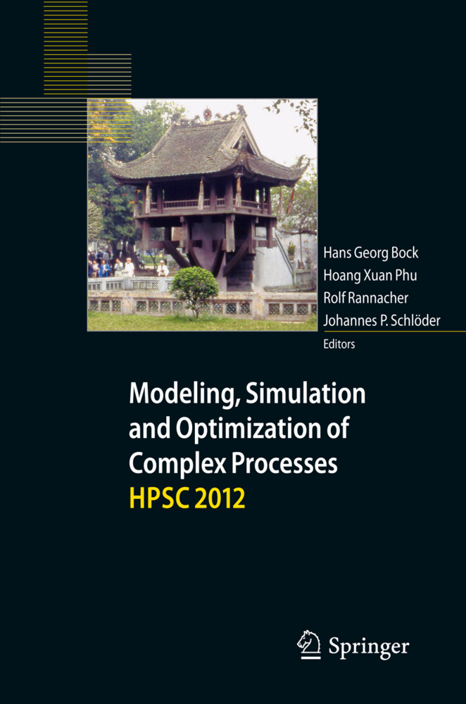 Modeling, Simulation and Optimization of Complex Processes - HPSC 2012 als Buch