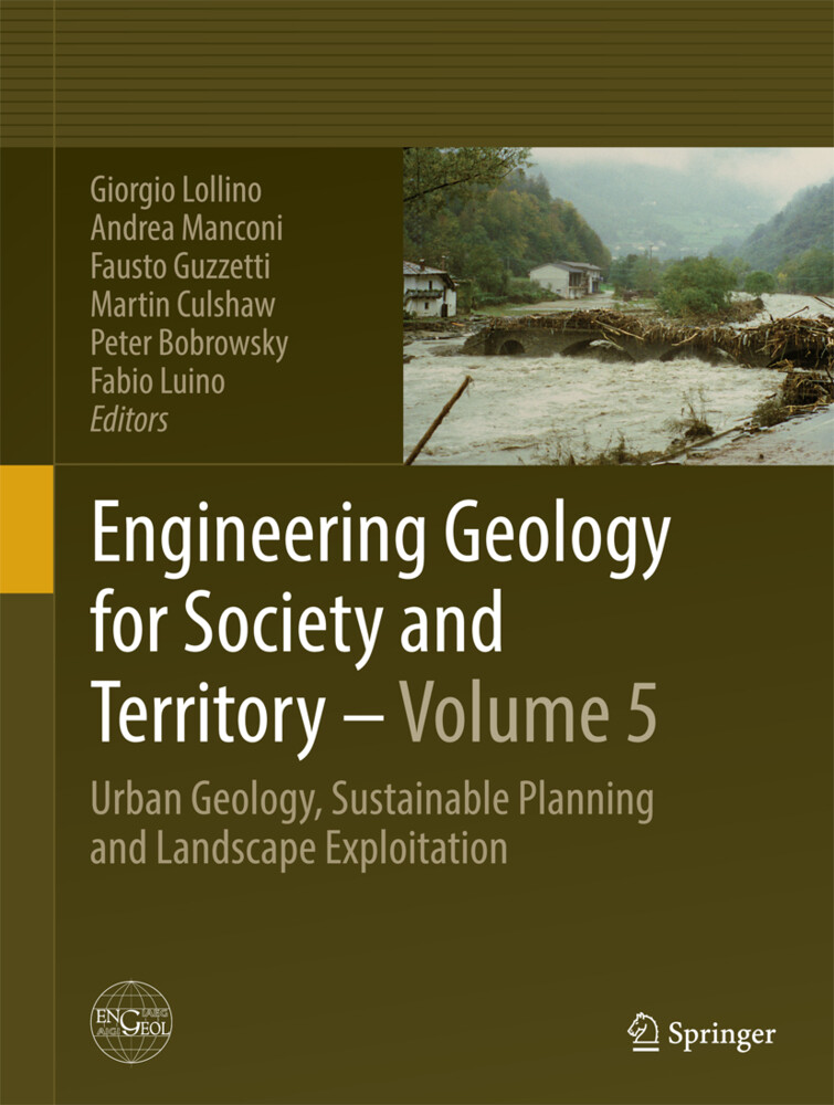 Engineering Geology for Society and Territory - Volume 5 als Buch von