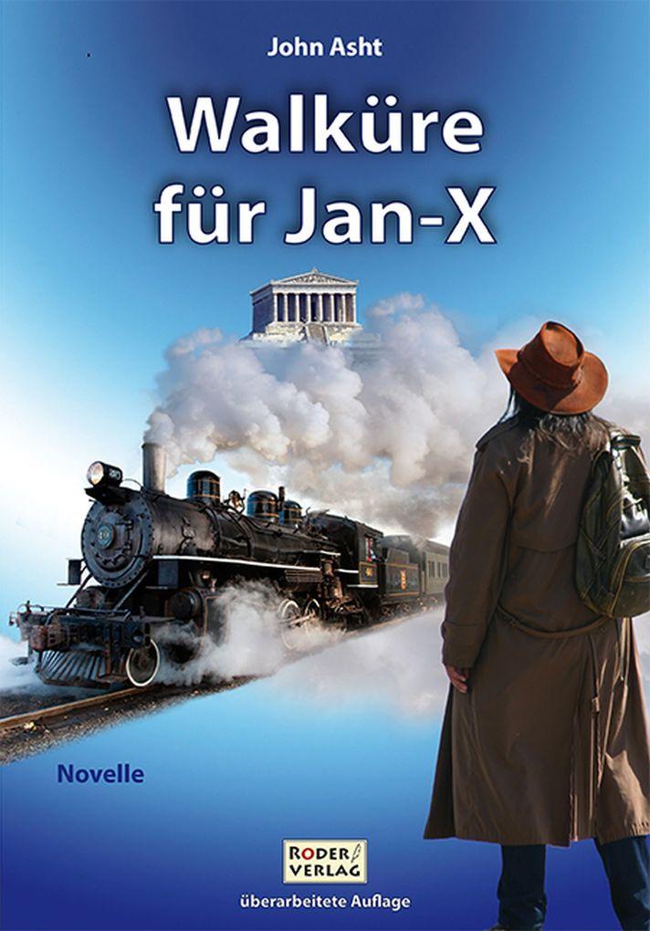 Walküre für Jan-X als eBook