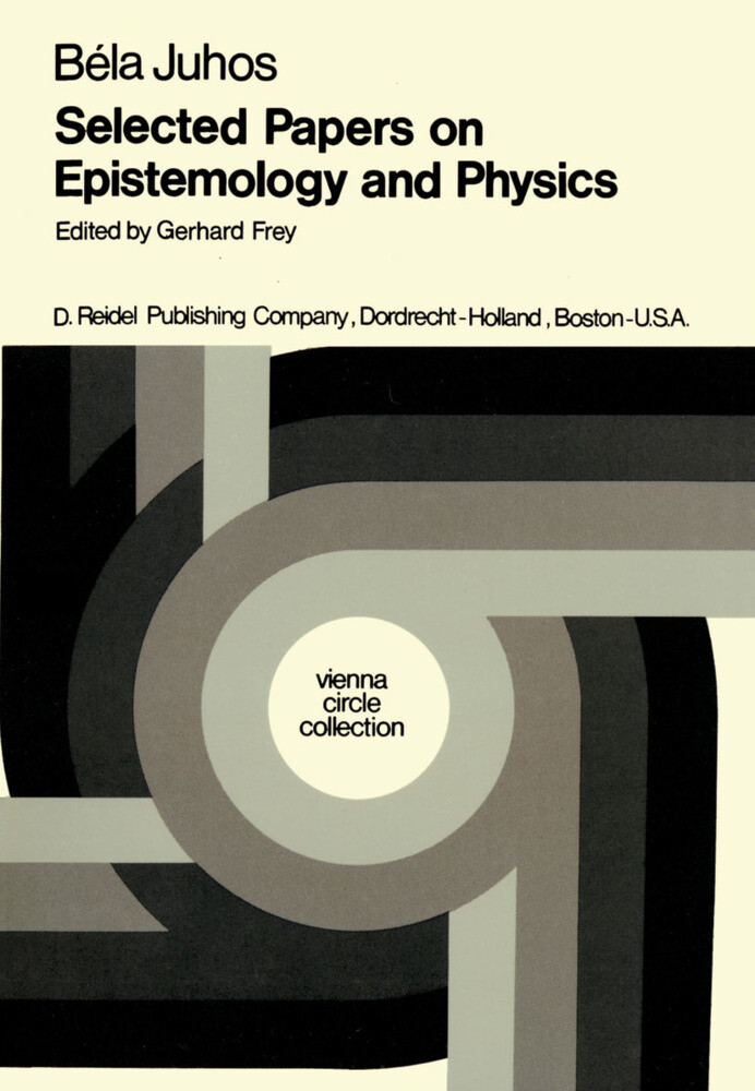 Selected Papers on Epistemology and Physics als Buch