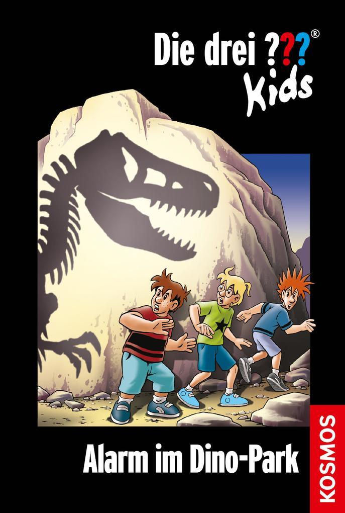 Die drei ??? Kids, 61, Alarm im Dinopark (drei Fragezeichen Kids) als eBook