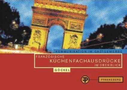 Französische Küchenfachausdrücke im Überblick als Buch