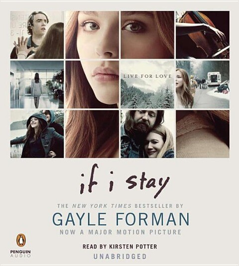 If I Stay als Hörbuch