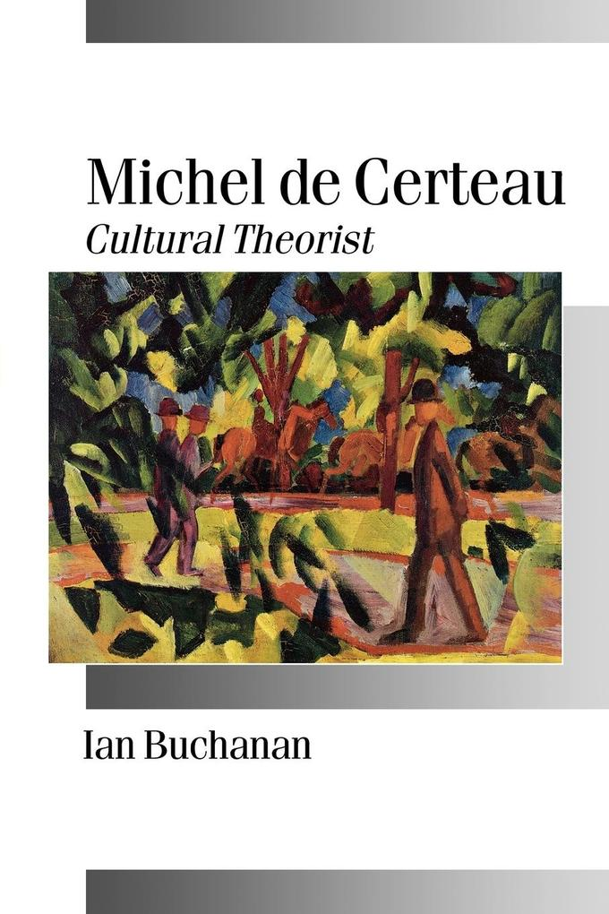 Michel de Certeau als Buch