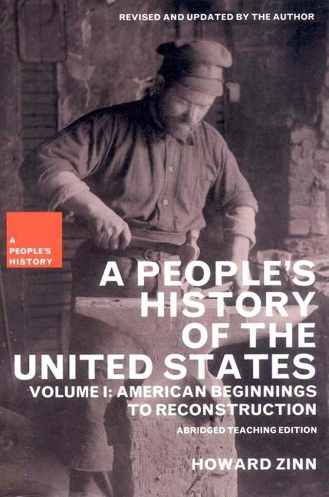A People's History of the United States: American Beginnings to Reconstruction als Taschenbuch
