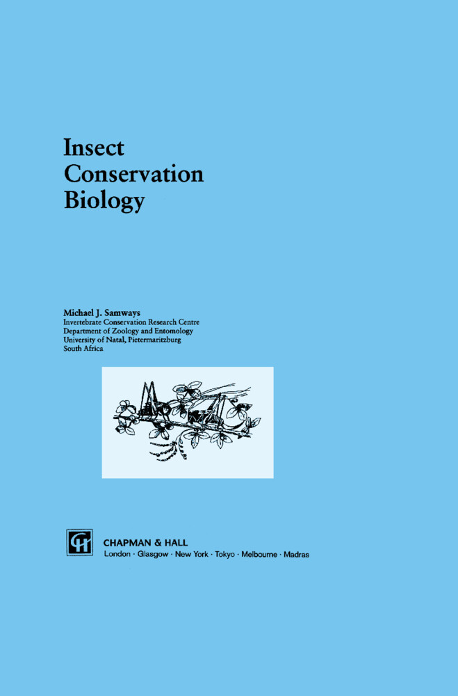 Insect Conservation Biology (Conservation Biology, No 2) als Buch