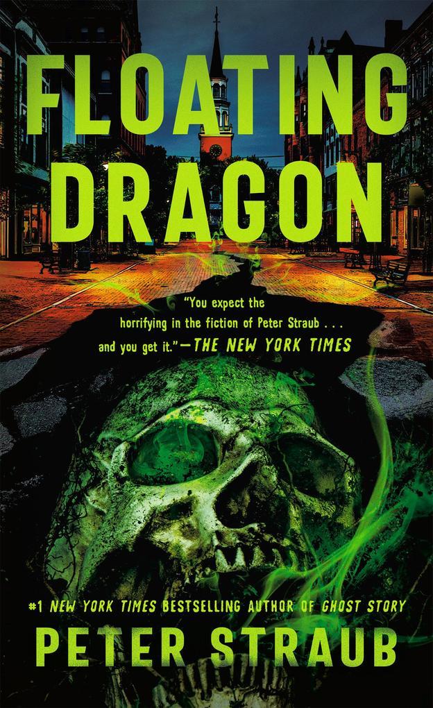 Floating Dragon als Taschenbuch