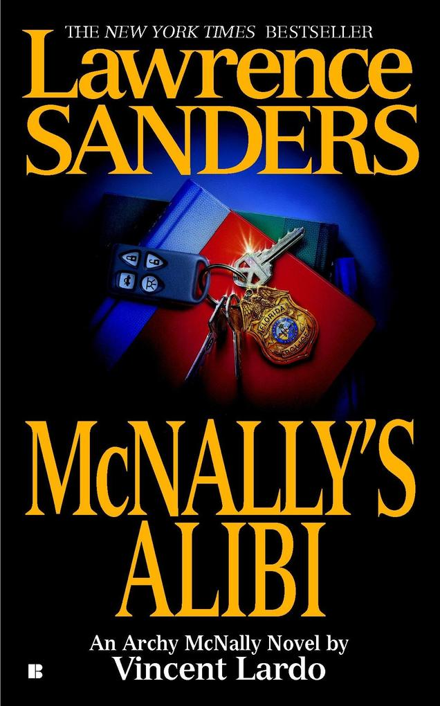 Lawrence Sanders McNally's Alibi als Taschenbuch