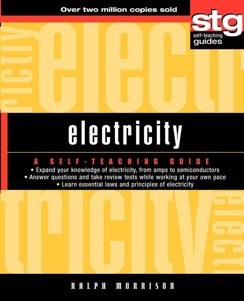Electricity: A Self-Teaching Guide als Buch