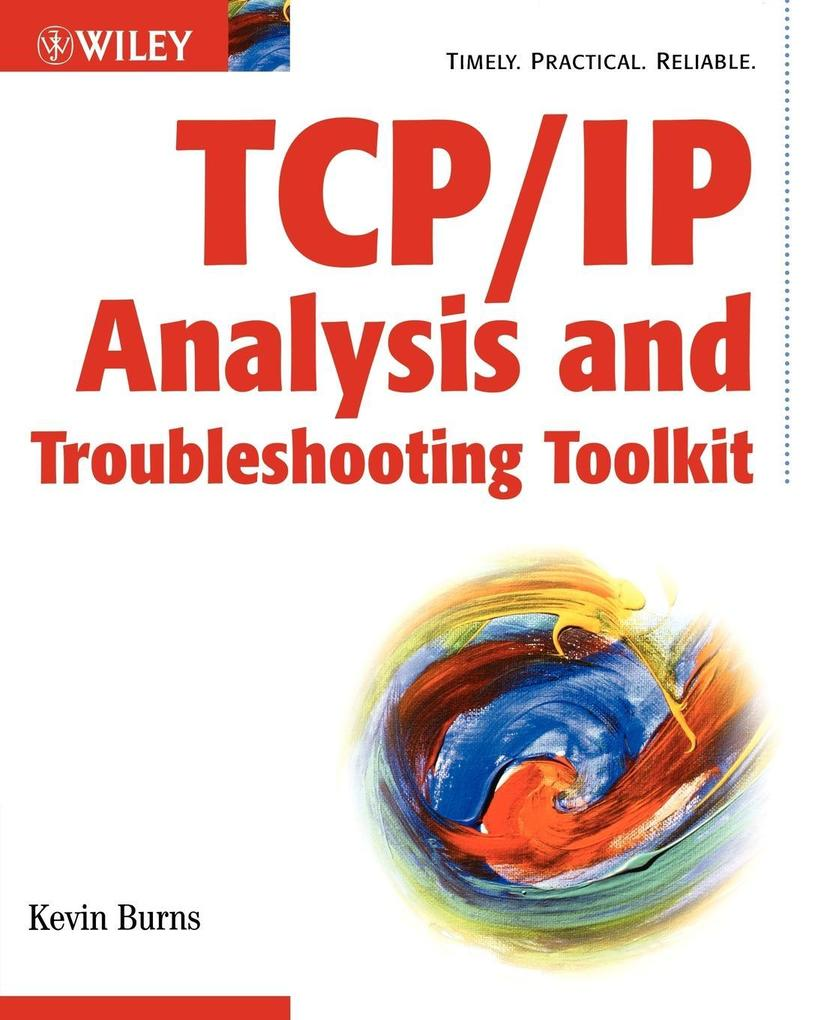 TCP/IP Analysis and Troubleshooting Toolkit als Buch