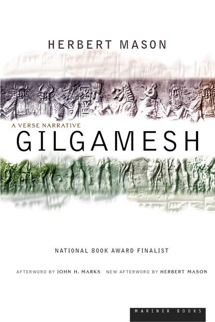 Gilgamesh: A Verse Narrative als Taschenbuch