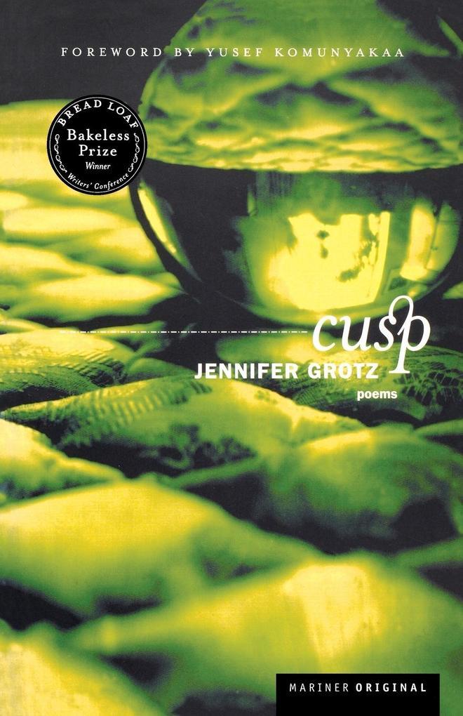 Cusp: Poems als Taschenbuch