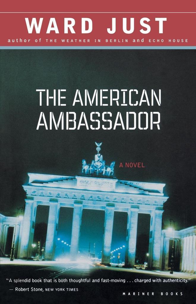 The American Ambassador als Taschenbuch
