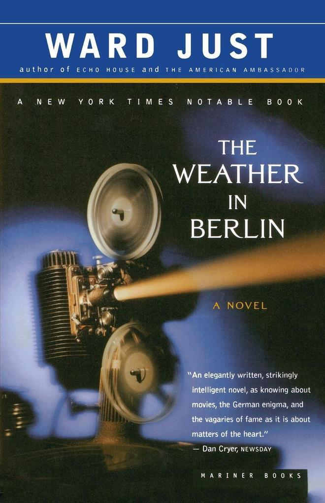 The Weather in Berlin als Taschenbuch