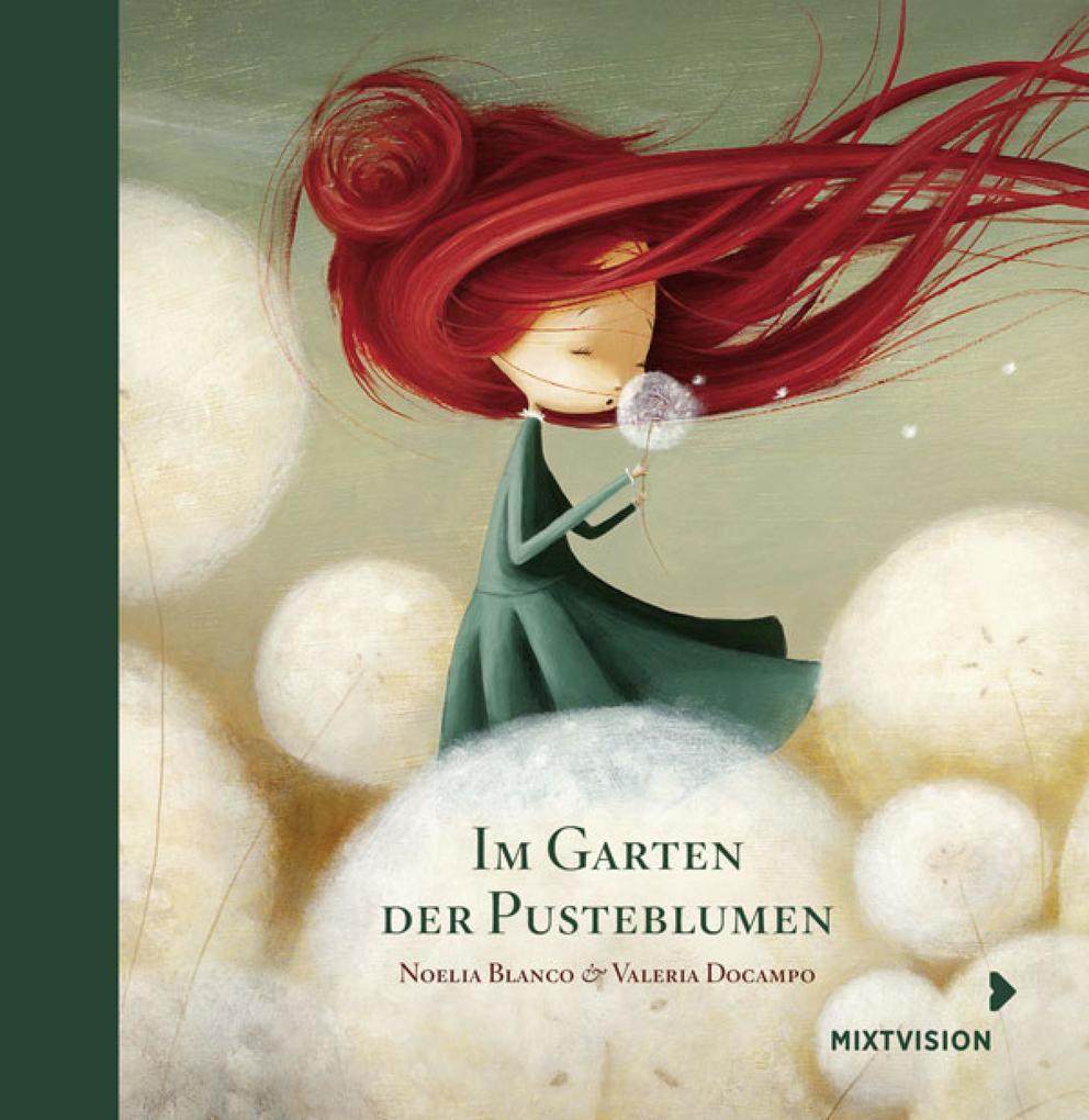 Im Garten der Pusteblumen als eBook von Noelia Blanco