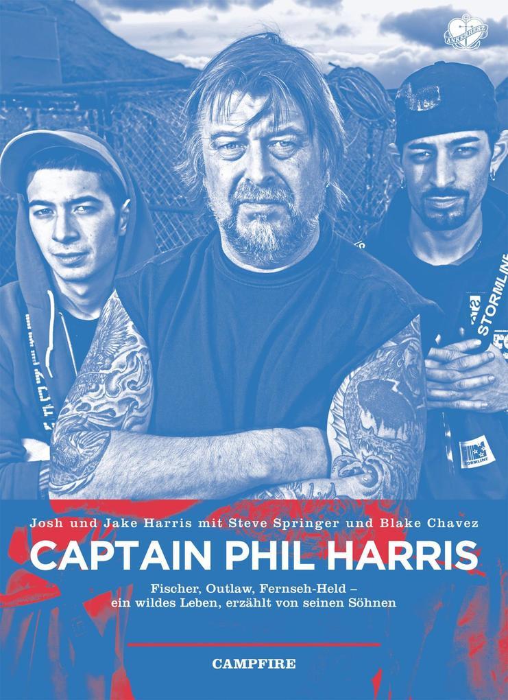 Captain Phil Harris als eBook