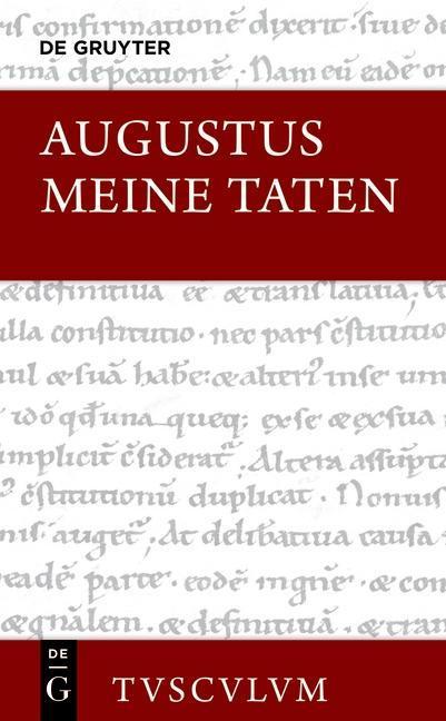 Meine Taten / Res gestae divi Augusti als eBook