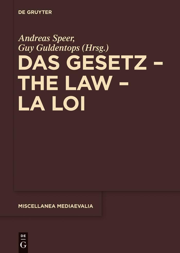 Das Gesetz - The Law - La Loi als eBook