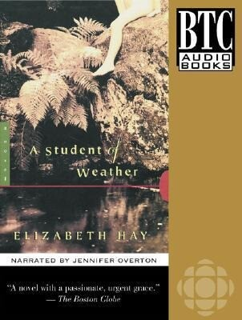 Student of Weather Btc 4 Cass als Hörbuch