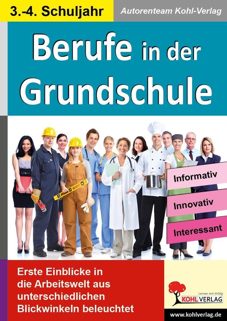 Berufe in der Grundschule als eBook von