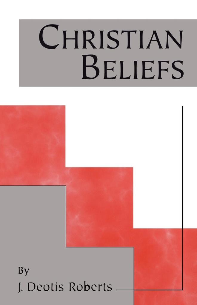 Christian Beliefs als Taschenbuch