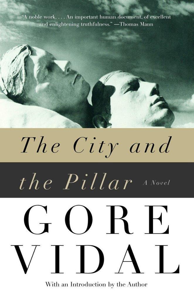 The City and the Pillar als Taschenbuch