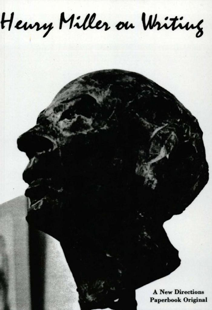 Henry Miller on Writing als eBook epub