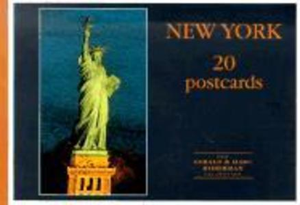 New York: 20 Postcards als Buch