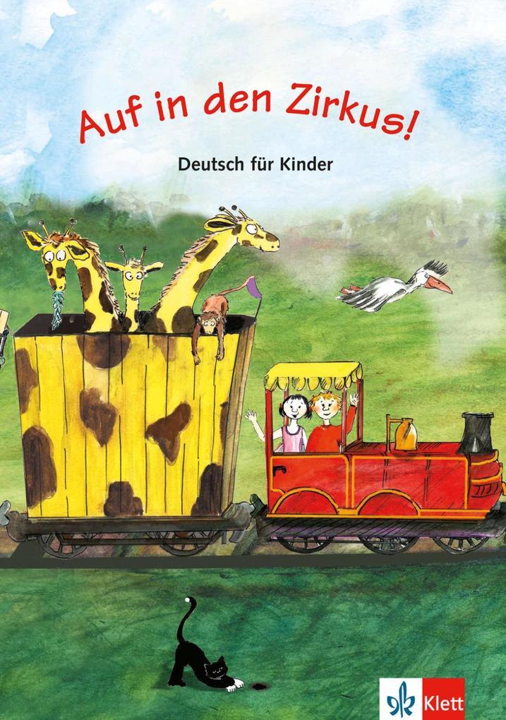 Auf in den Zirkus! als Buch