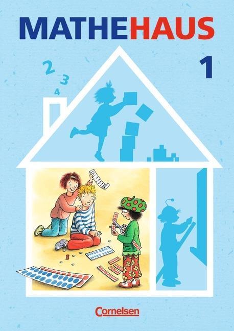 Mathehaus 1. Schülerbuch als Buch