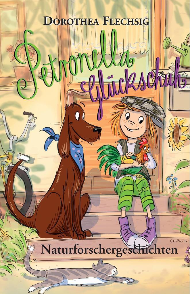 Petronella Glückschuh Naturforschergeschichten als Buch