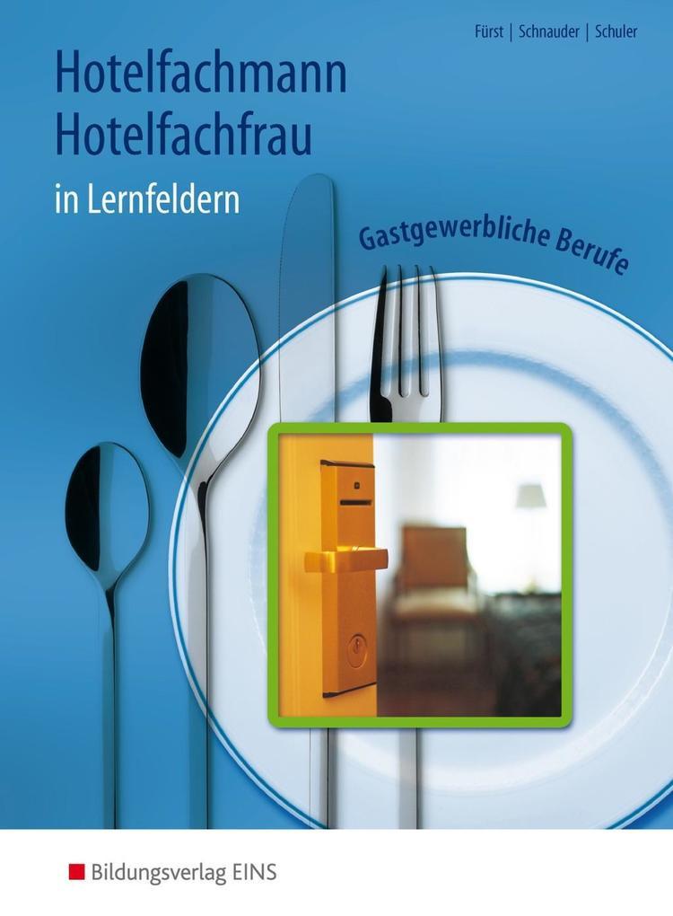 Hotelfachmann Hotelfachfrau als Buch