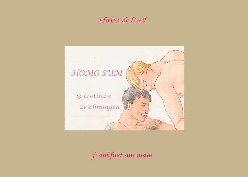 HOMO SUM als Buch