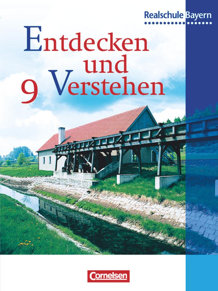 Entdecken und Verstehen 9. Geschichtsbuch. Realschule Bayern als Buch