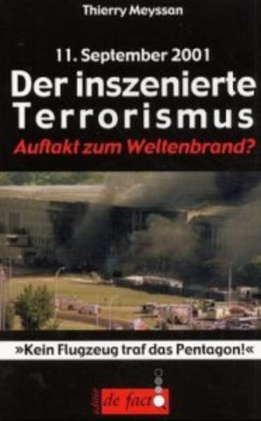 11. September. Der inszenierte Terrorismus als Buch