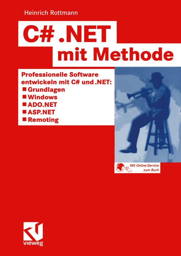 C# .NET mit Methode als Buch