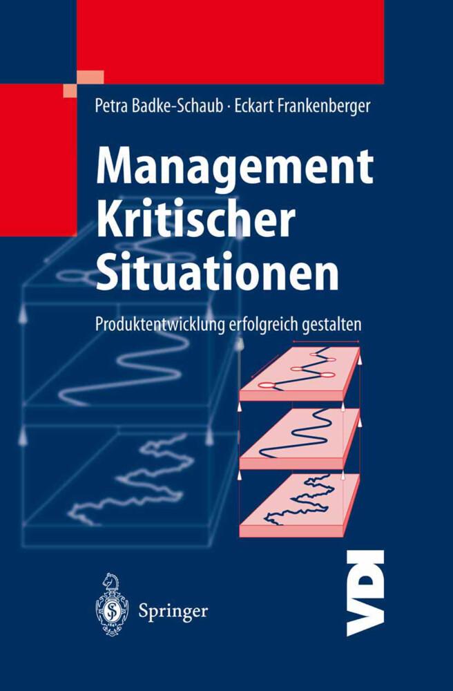 Management kritischer Situationen als Buch