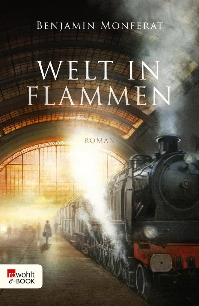Welt in Flammen als eBook