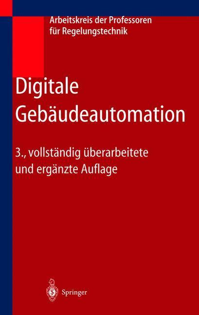 Digitale Gebäudeautomation als Buch
