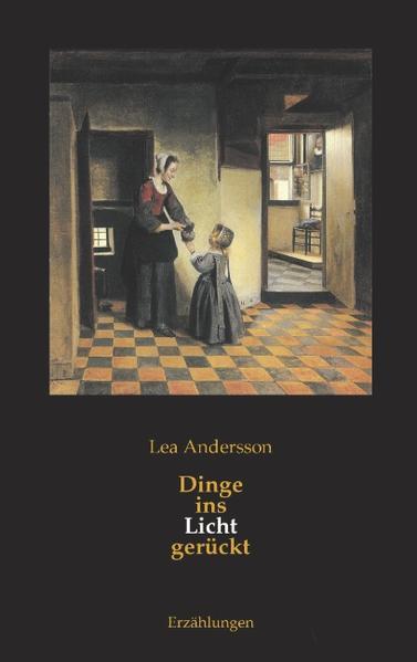 Dinge ins Licht gerückt als Buch