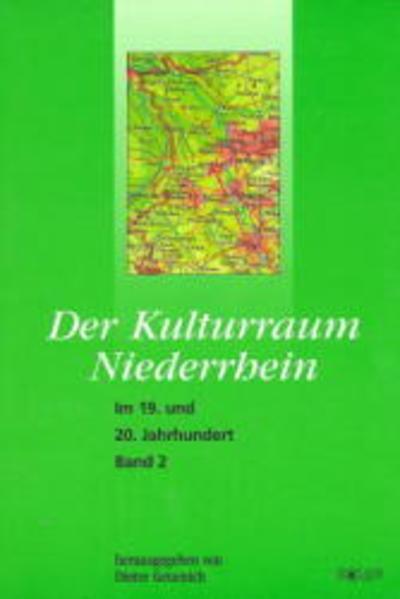 Der Kulturraum Niederrhein 2 als Buch