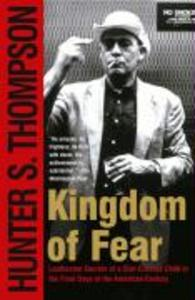 Kingdom of Fear als Buch