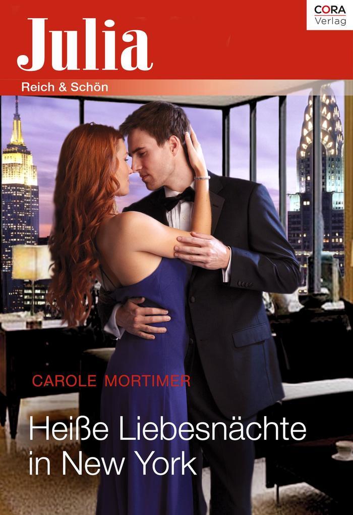 Julia Extra Band 384 - Titel 3: Heiße Liebesnächte in New York als eBook