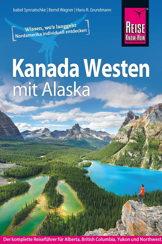 Kanada Westen mit Alaska als eBook