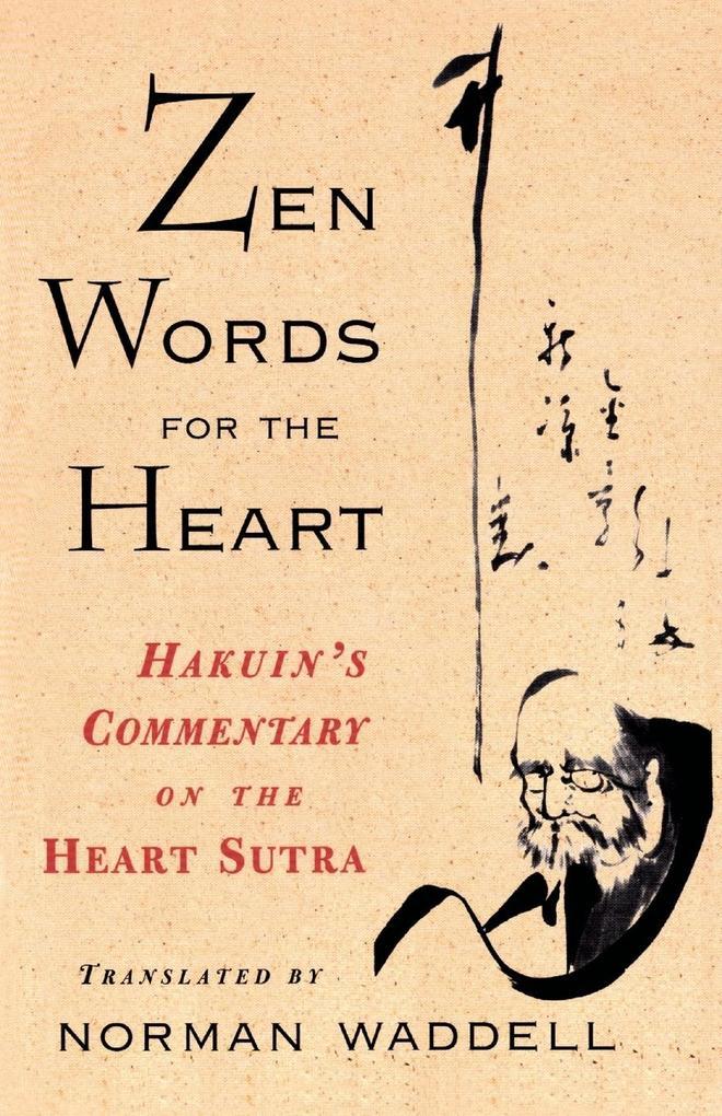 Zen Words for the Heart als Buch